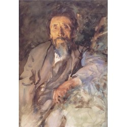 A Tramp, After 1900 by John Singer Sargent - Art gallery oil painting reproductions