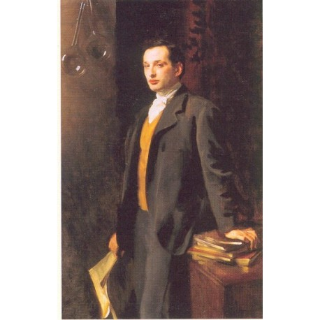 Alfred son of Asher Wertheimer,1901 by John Singer Sargent - Art gallery oil painting reproductions