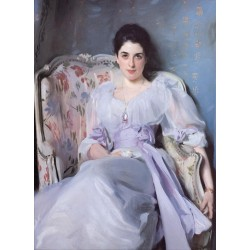 Lady Agnew of Lochnaw 1893 by John Singer Sargent - Art gallery oil painting reproductions