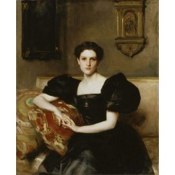 Mrs. John J. Chapman 1893 by John Singer Sargent - Art gallery oil painting reproductions