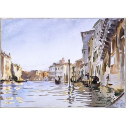 The Grand Canal Venice 2, 1902 by John Singer Sargent - Art gallery oil painting reproductions