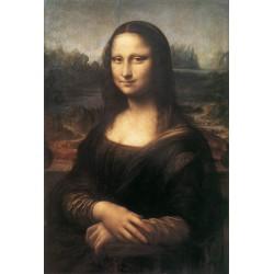 Mona Lisa La Gioconda by Leonardo Da Vinci-Art gallery oil painting reproductions