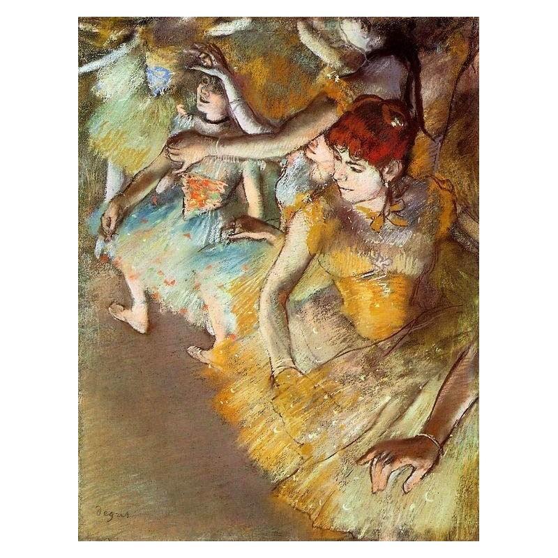 ballet dancers on stage - photo #11