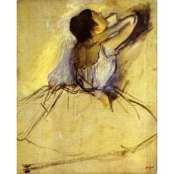 Dancer by Edgar Degas - Art gallery oil painting reproductions
