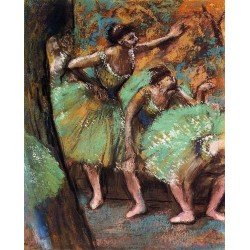 Dancers IV by Edgar Degas - Art gallery oil painting reproductions