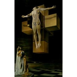 The Crucifixion by Edgar Degas - Art gallery oil painting reproductions