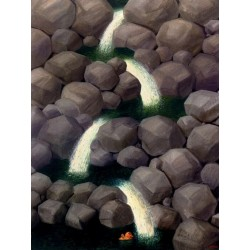 Cascadas By Fernando Botero - Art gallery oil painting reproductions