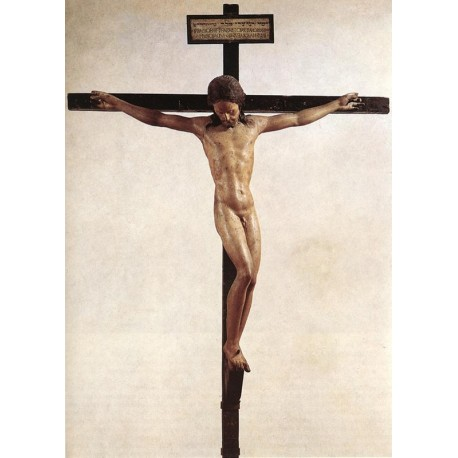 Crucifix by Michelangelo- Art gallery oil painting reproductions