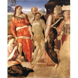 Entombment by Michelangelo- Art gallery oil painting reproductions