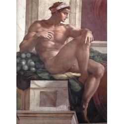 Simoni 32 by Michelangelo -Art gallery oil painting reproductions