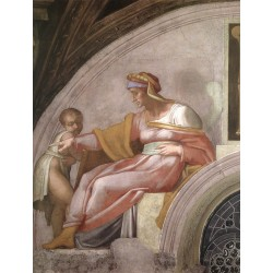 Simoni 40 by Michelangelo- Art gallery oil painting reproductions