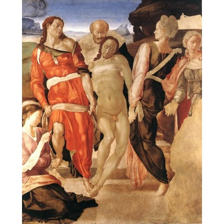 Simoni 64 by Michelangelo- Art gallery oil painting reproductions