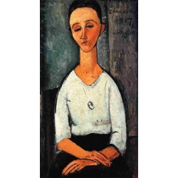 Chakoska by Amedeo Modigliani oil painting art gallery