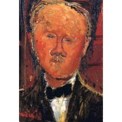 Cheron by Amedeo Modigliani oil painting art gallery