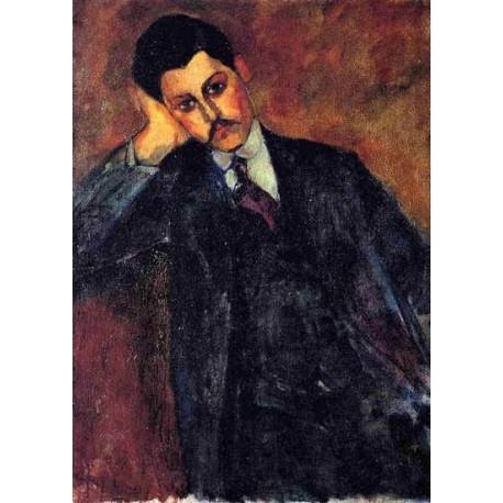 Jean Alexandre by Amedeo Modigliani