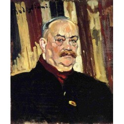 Joseph Levi by Amedeo Modigliani