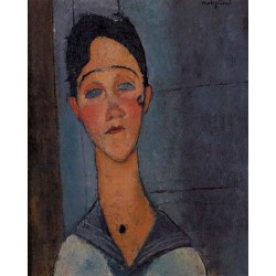 Louise by Amedeo Modigliani oil painting art gallery