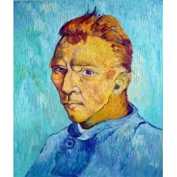 Portrait de l'artiste Sans Barbe by Vincent Van Gogh - Art gallery oil painting reproductions