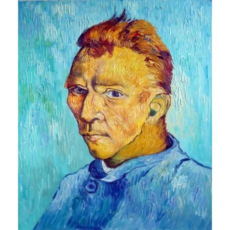 Quot Portrait De L Artiste Sans Barbe Quot By Vincent Van Gogh