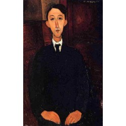 Manuel Humberg Esteve by Amedeo Modigliani oil painting art gallery