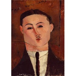 Paul Guillaume by Amedeo Modigliani oil painting art gallery