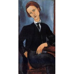 Pierre-Edouard Baranowski by Amedeo Modigliani oil painting art gallery