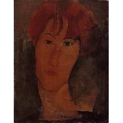 Portrait of Pardy by Amedeo Modigliani
