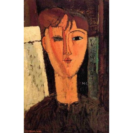 Raimondo by Amedeo Modigliani