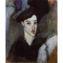 The Jewish Woman by Amedeo Modigliani