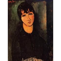 The Servant by Amedeo Modigliani