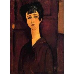 Victoria by Amedeo Modigliani