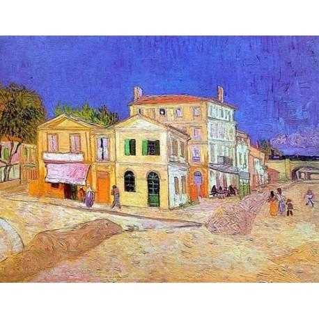 Emejing La Chambre Jaune Vincent Van Gogh Gallery - Bikeparty.us ...