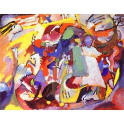 All Saints I by Wassily Kandinsky oil painting art gallery