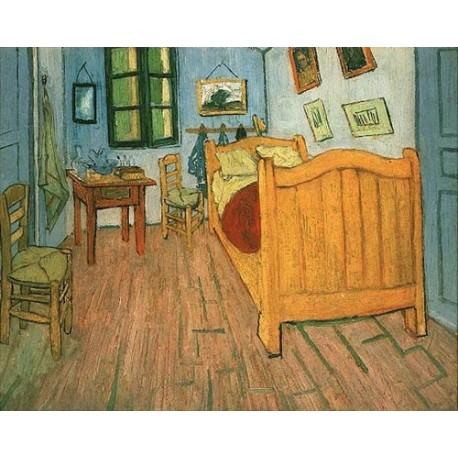 Vincent\'s Bedroom in Arles\
