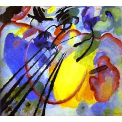 Improvisation by Wassily Kandinsky oil painting art gallery