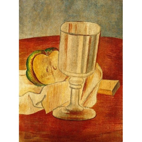 Still Life with Gobleet by Pablo Picasso oil painting art gallery