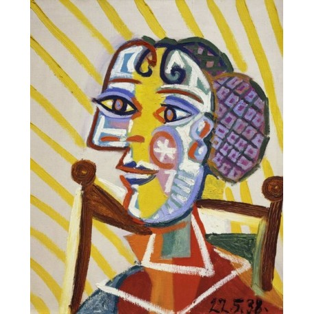 Picasso 5 by Pablo Picasso oil painting art gallery