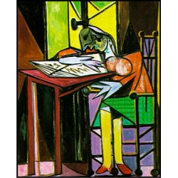 Picasso 6 by Pablo Picasso oil painting art gallery