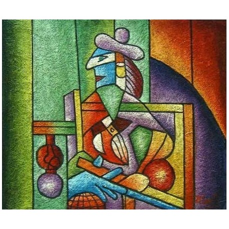 Quot Picasso 7 Quot By Pablo Picasso Oil Painting Reproductions