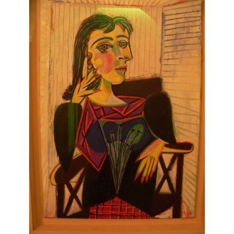 Dora Maar by Pablo Picasso -oil painting art gallery