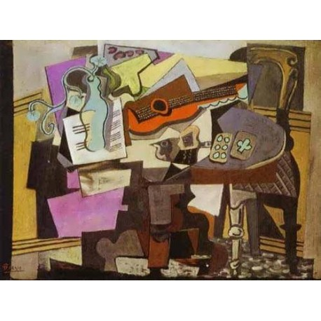 Still Life by Pablo Picasso oil painting art gallery
