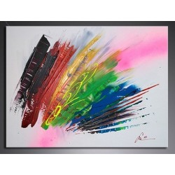 Abstract 0052 oil painting art gallery