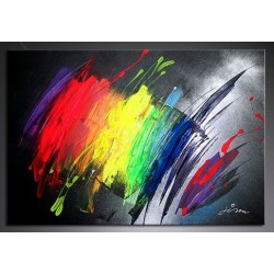 Abstract 0053 oil painting art gallery
