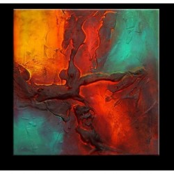 Abstract 001421 oil painting art gallery
