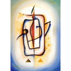 Abstract Ab10371 oil painting art gallery