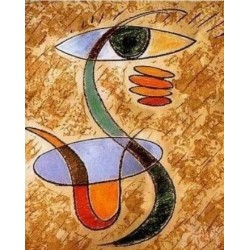Abstract Ab10406 oil painting art gallery