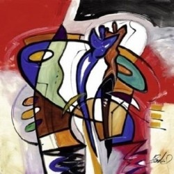 Abstract Ab10597 oil painting art gallery