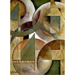 Abstract Ab11510 oil painting art gallery