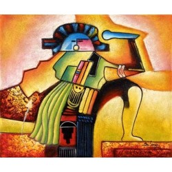 Abstract Ab11535 oil painting art gallery