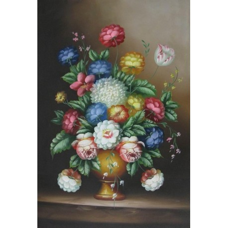 Floral 3330 oil painting art gallery